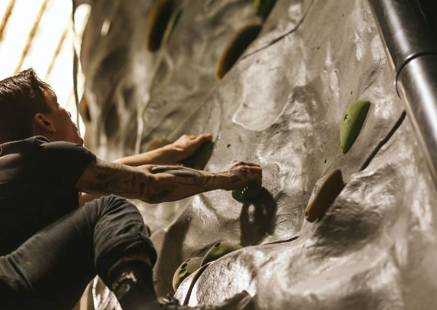 Climbing HIIT Workout