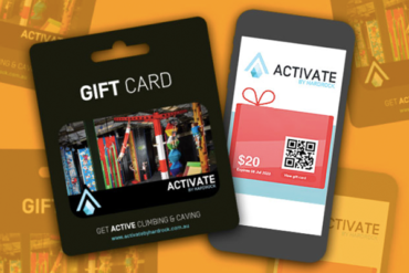 Give a Climbing Gift Card