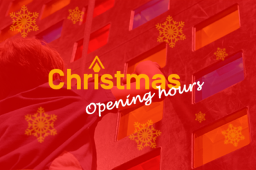 Christmas 2020 Opening Hours
